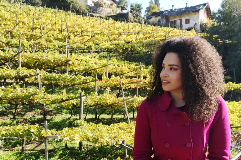 Lara In vino venustas blogger sommelier