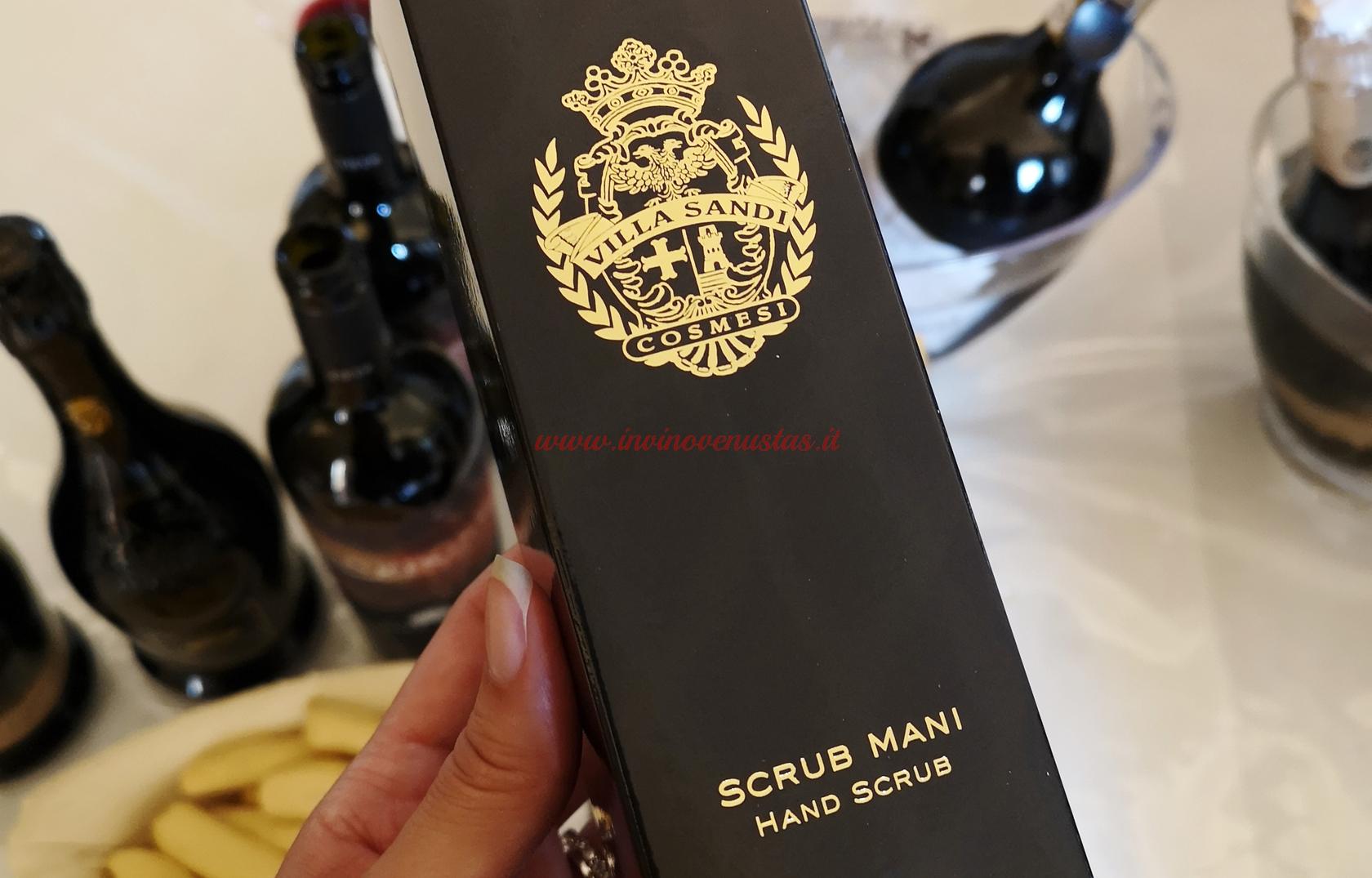 Scrub Mani Villa Sandi Cosmetica