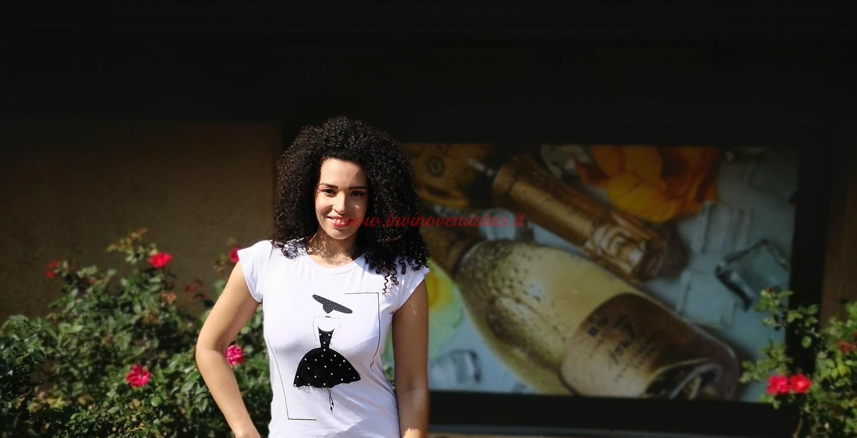 Lara In vino venustas Contadi Castaldi Festival Franciacorta 2019
