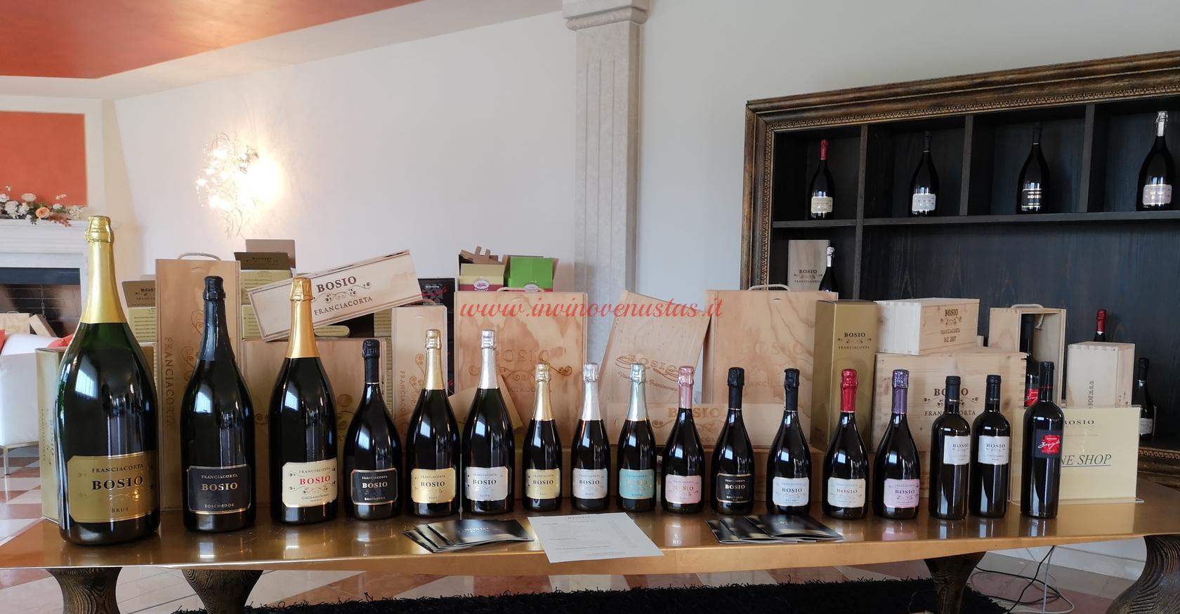 Wine Shop Bosio Franciacorta Festival 2019