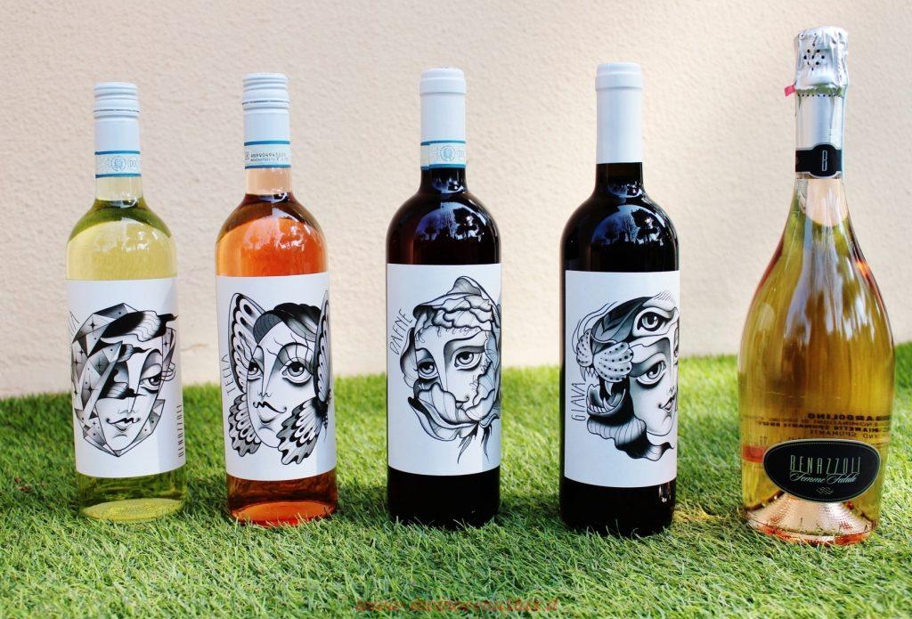 Vini fatti dalle donne cantina Benazzoli