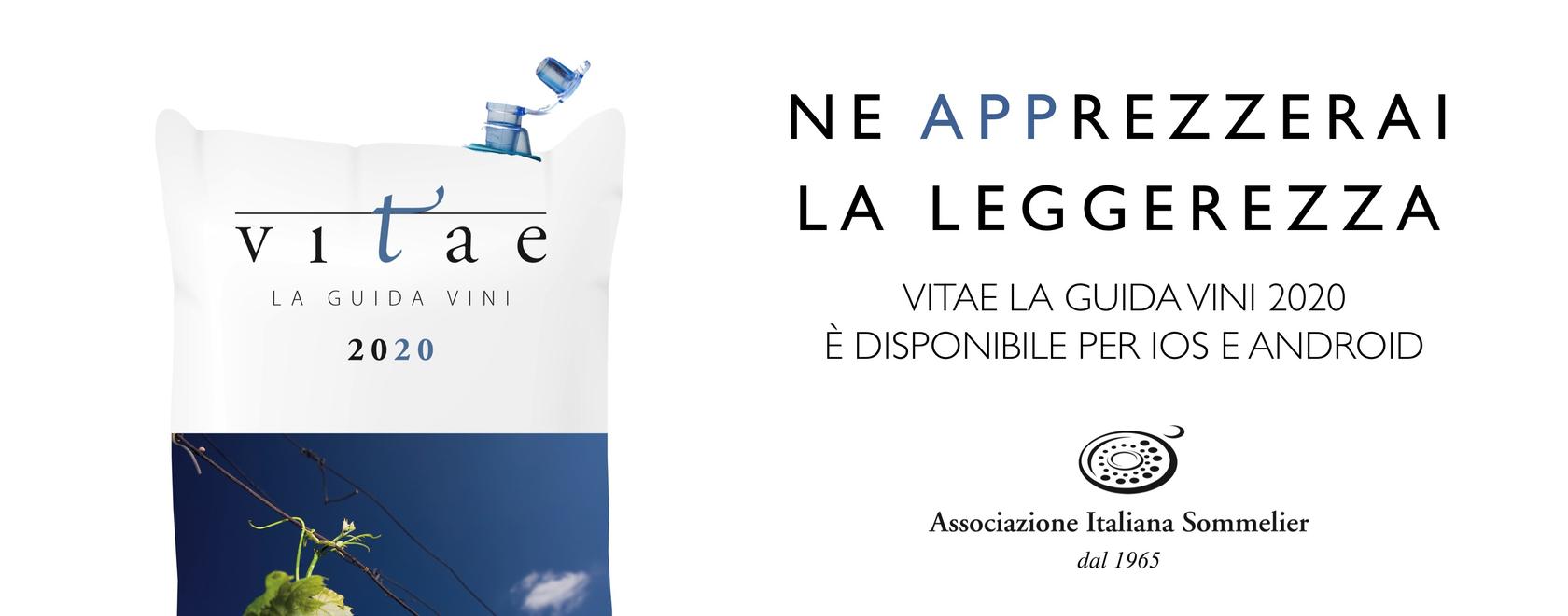 Presentazione App Vitae sito AIS Italia