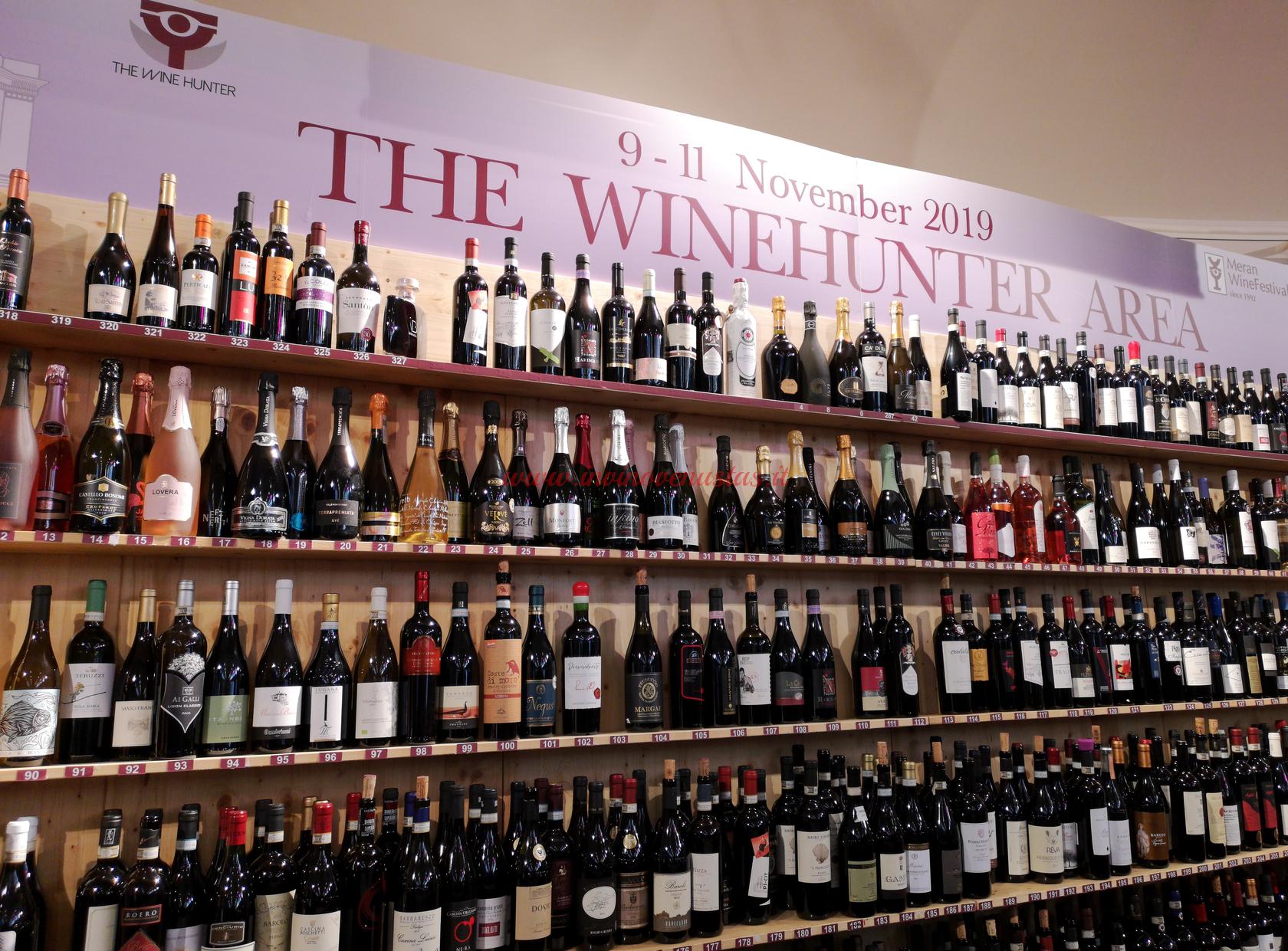 The WineHunter Area Merano Wine Festival 2019