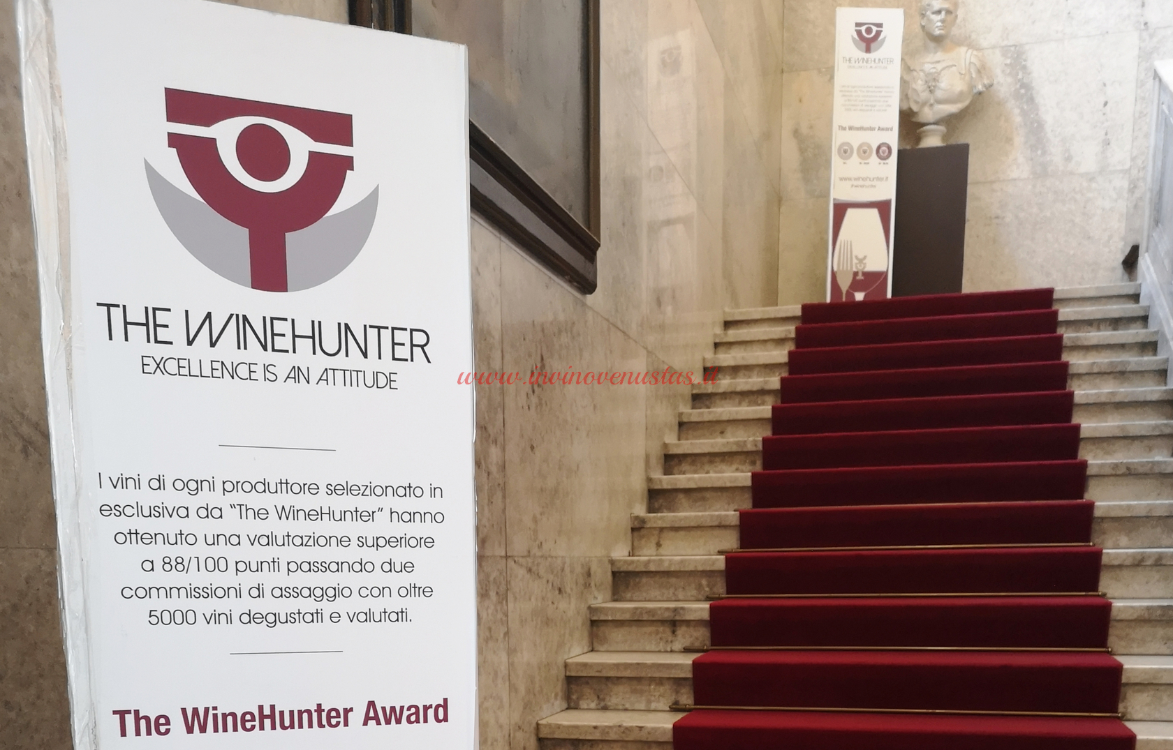 The WineHunter Anteprima Merano Wine Festival a Milano - MWW 2019
