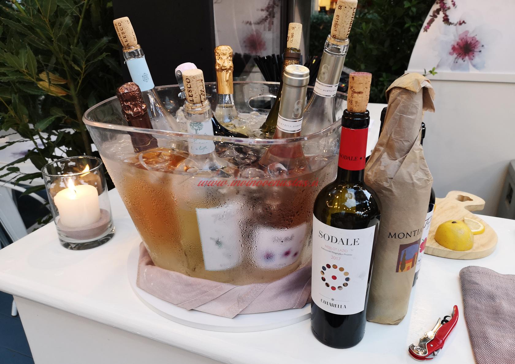 Vini Cotarella Soré Wine Garden Riccione