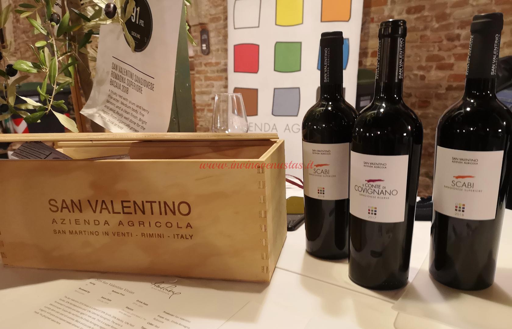 Vini San Valentino p.assaggi di vino