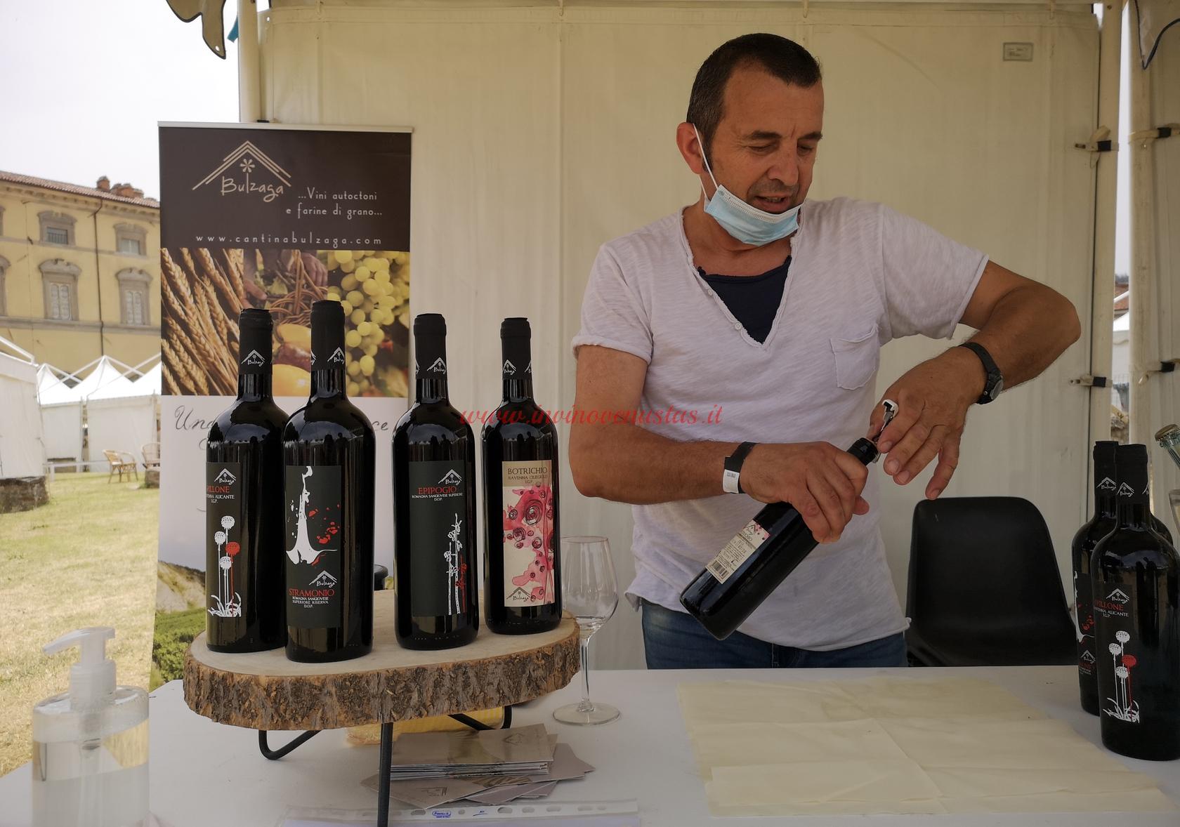 Cantina Bulzaga vini rossi Only Wine 2021