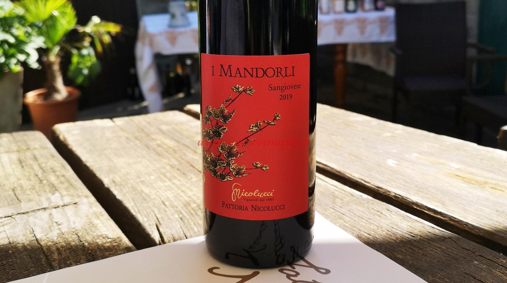 I Mandorli Sangiovese 2019 Vini Nicolucci