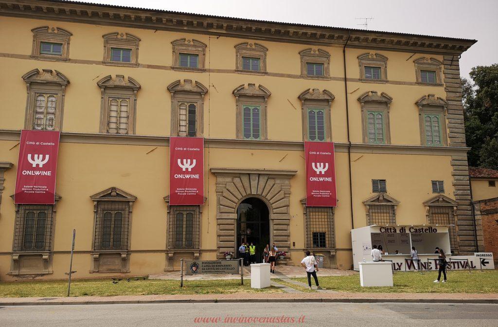 Only Wine 2021 a Palazzo Vitelli a Sant' Egidio Città di Castello