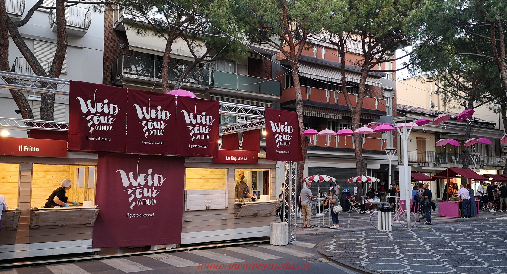 Wein Tour 2021 Cattolica