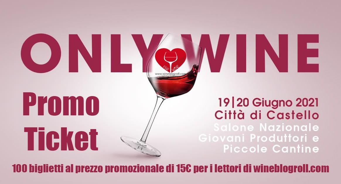 Promo Ticket Only Wine Wineblogroll.com