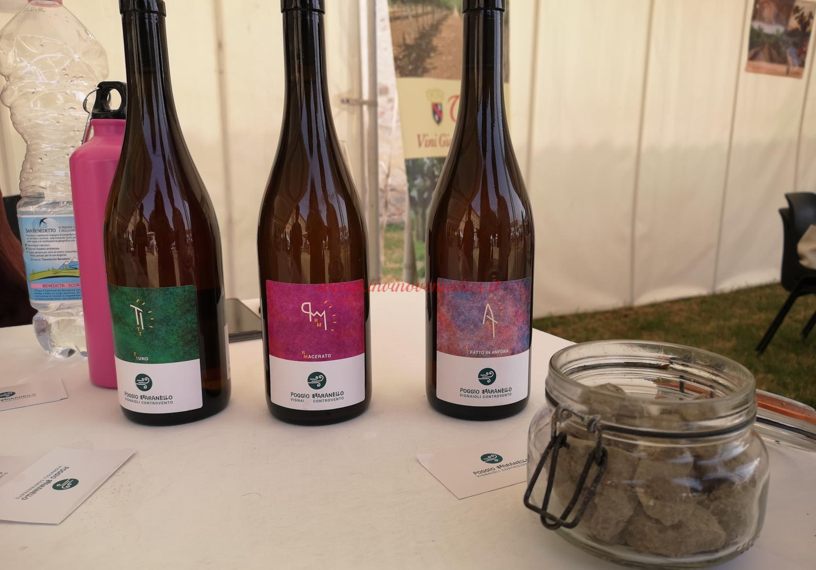 Vini Poggio BBaranello in degustazione Only Wine 2021