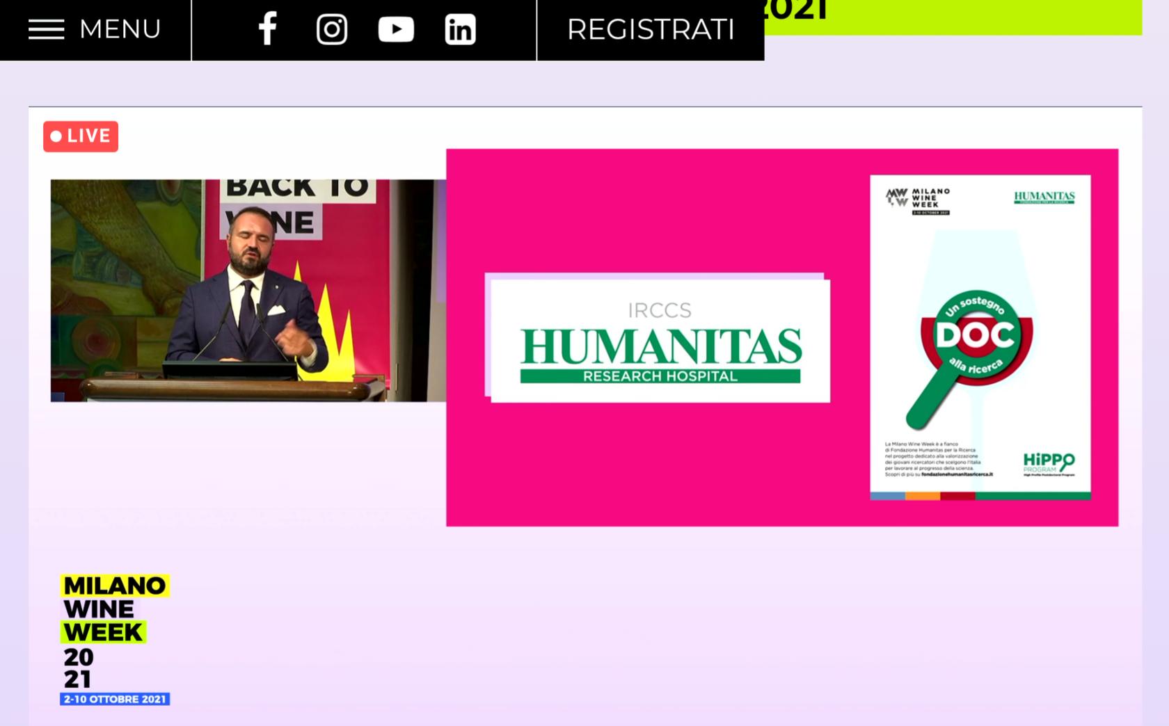 MWW sostiene il progetto HiPPO Humanitas